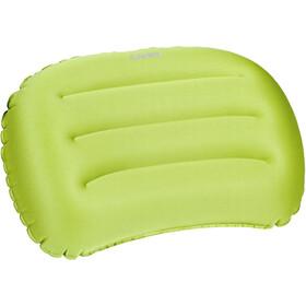 CAMPZ Curved Air Pillow applegreen/grey